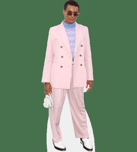 Layton Williams (Pink Suit)