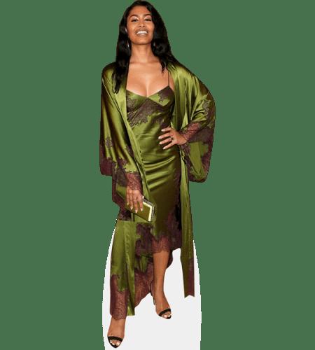 Leyna Bloom (Green Dress)