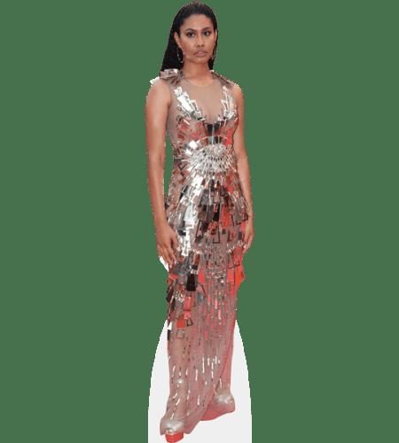 Leyna Bloom (Sparkly Dress)