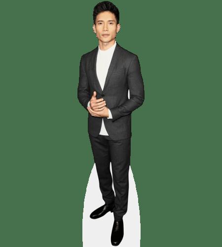 Manny Jacinto (Grey Suit)