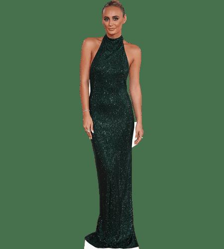 Millie Court (Green Dress)