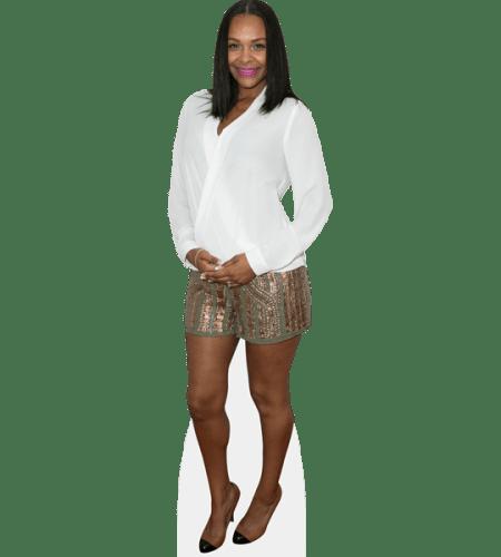 Samantha Mumba (White Top)