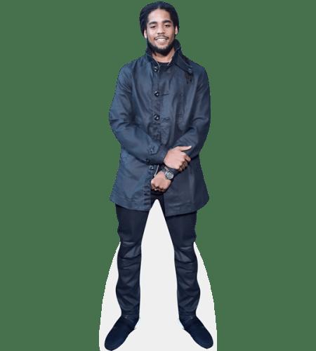 Skip Marley (Black Outfit)