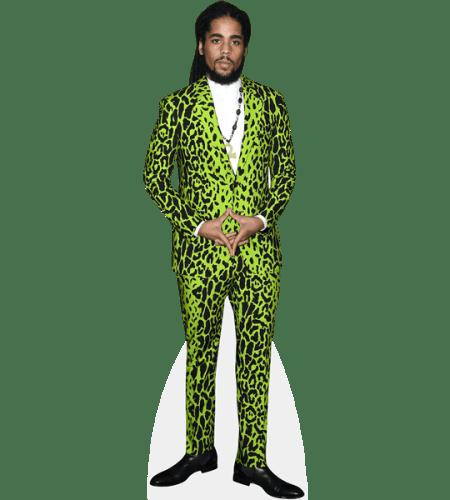Skip Marley (Green Suit)