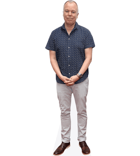 Steve Pemberton (Blue Shirt)