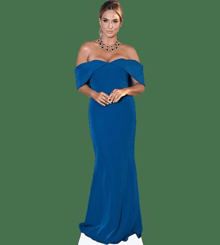 Vicky Pattison (Blue Dress)