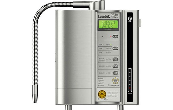Enagic LeveLuk SD501: Top alkaline water ionizer