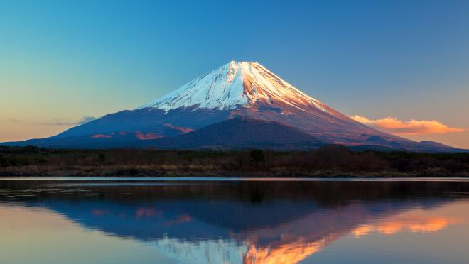 Image result for mount fuji