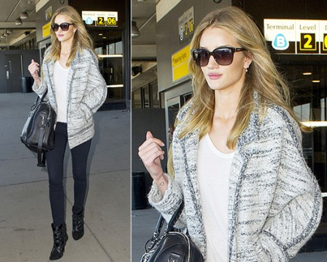 rosie-huntington-whiteley-Isabel-Marant-Ioline-Boiled-Wool-Jacket