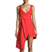 Alexis Caterina Sleeveless Poplin Wrap Dress