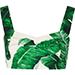 Dolce & Gabbana Banana Leaf Bra Top