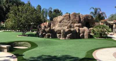 Scottsdale Golf Green