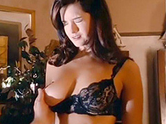 Carrie Stevens nude has hard sex on the desk