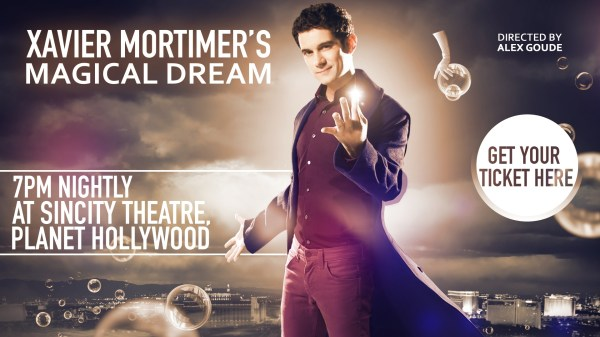 Review Xavier Mortimer's Magical Dream