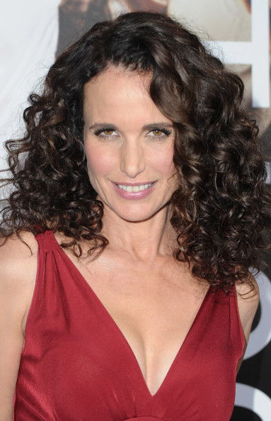 Andie MacDowell Bra Size Age Weight Height