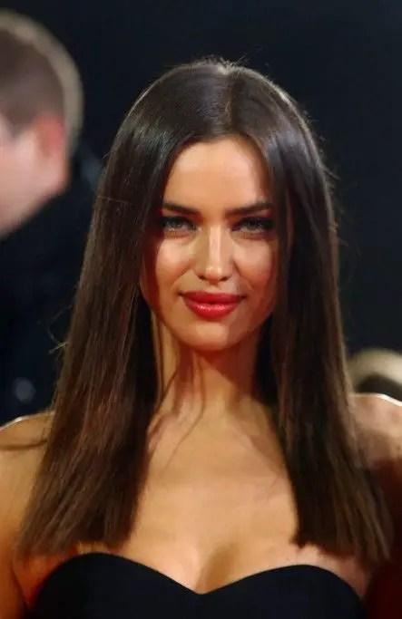 Irina Shayk Bra Size Age Weight Height Measurements