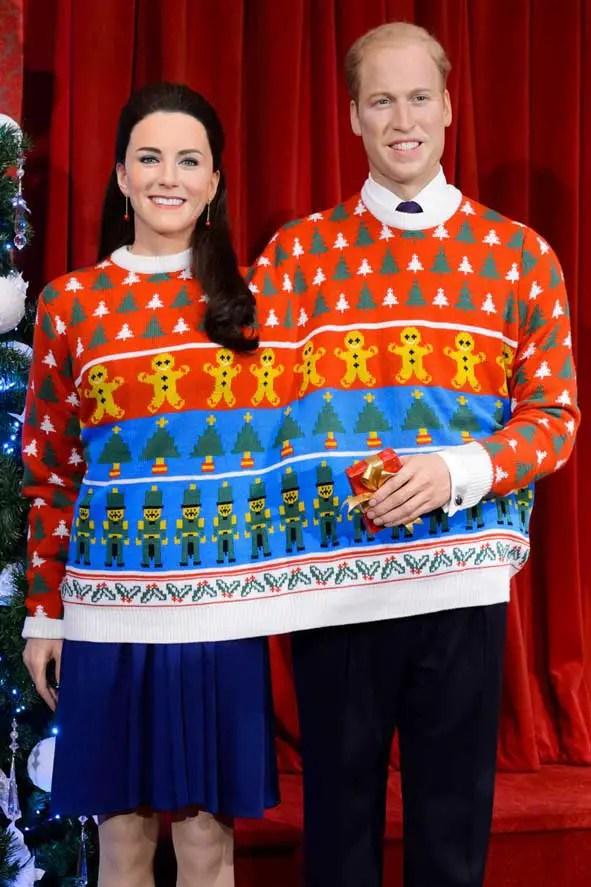 2017 British Family Royal Christmas