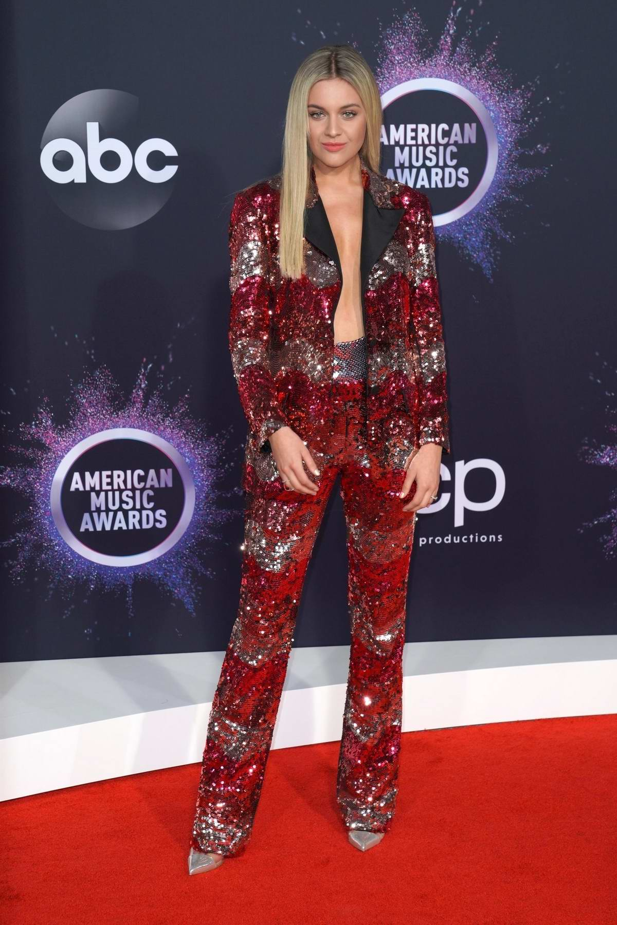 Kelsea Ballerini Attends The American Music Awards At