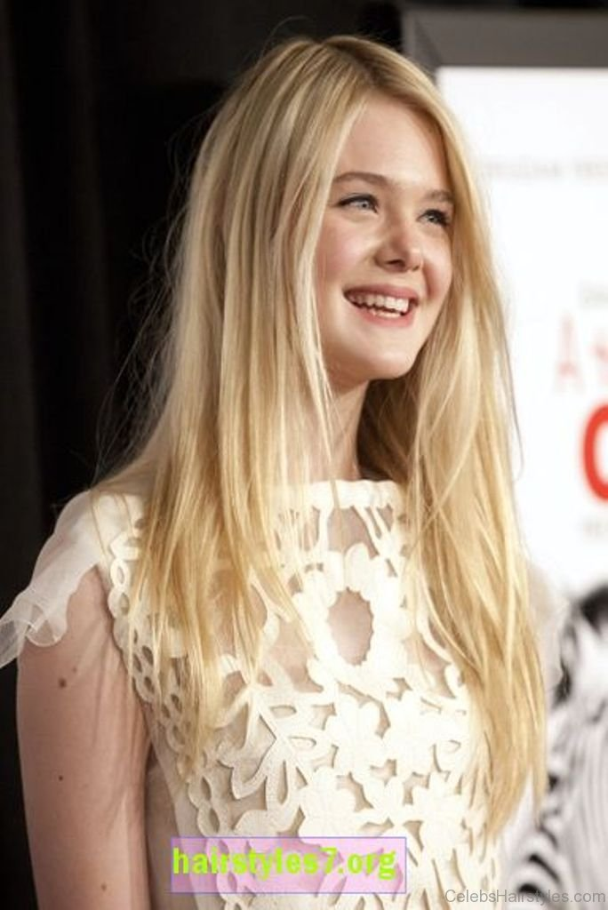 52 Hairstyles Of Elle Fanning