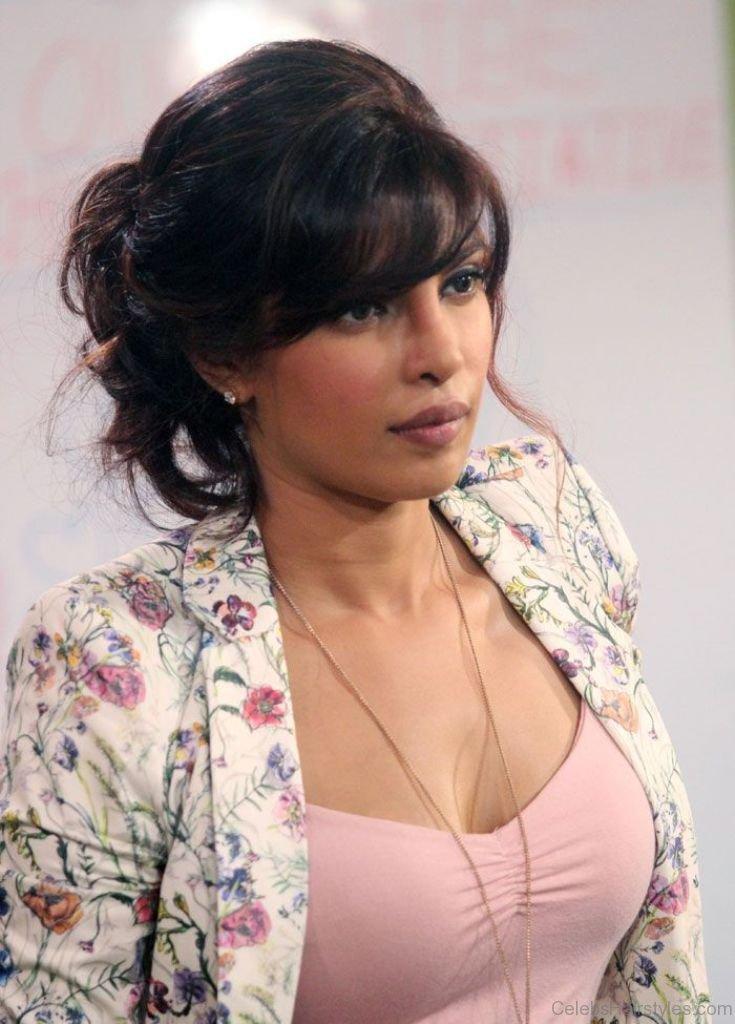 56 Stylish Hairstyles Priyanka Chopra