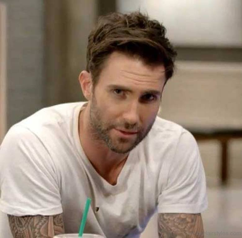 26 Funky Hairstyles Of Adam Levine