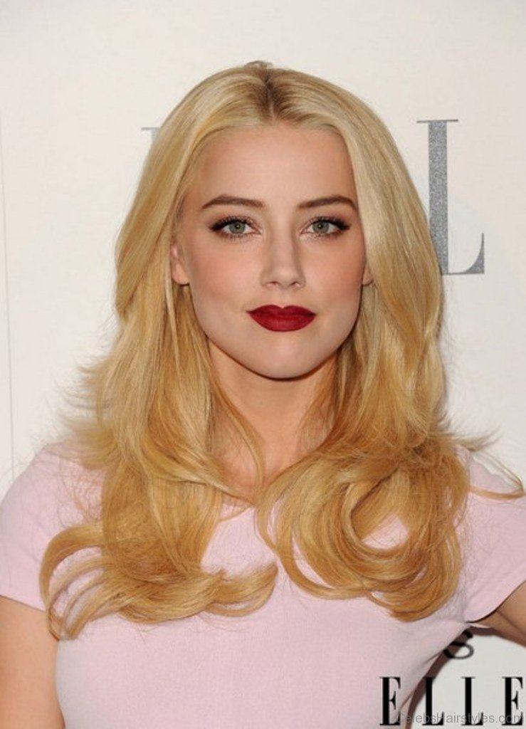 53 Outstanding Hairstyles Of Amber Heard