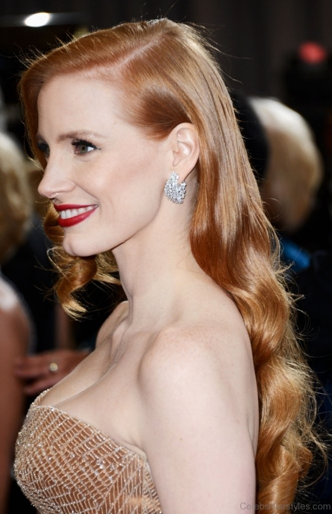 52 Best Hairstyles Of Jessica Chastain
