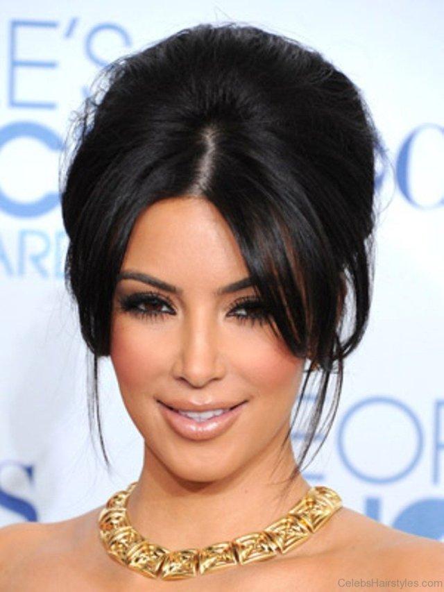 40 brilliant hairstyles of kim kardashian