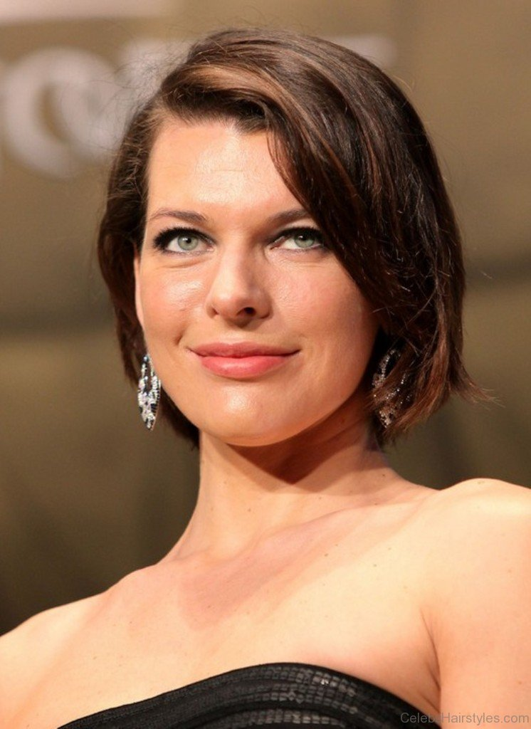61 Excellent Hairstyles Of Milla Jovovich
