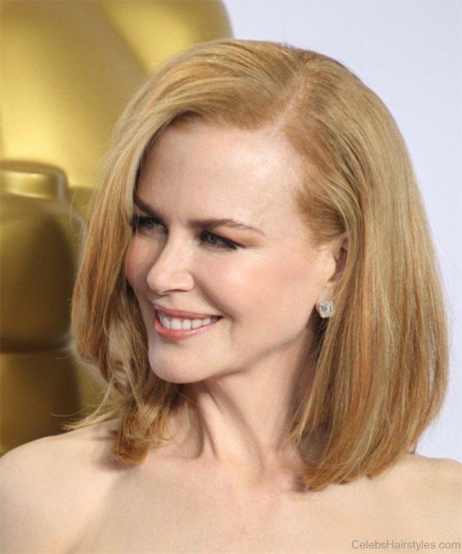 Nicole Kidman Haircut The Best Haircut Of 2018