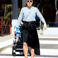 Daisy Ridley Stills Out for Lunch at La Scala in Beverly Hills