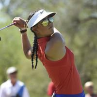 Michelle Wie Stills at 2017 Bank of Hope Founders Cup in Phoenix Photos