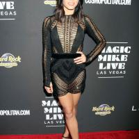 Jenna Dewan Stills at Magic Mike Live Las Vegas Opening Night