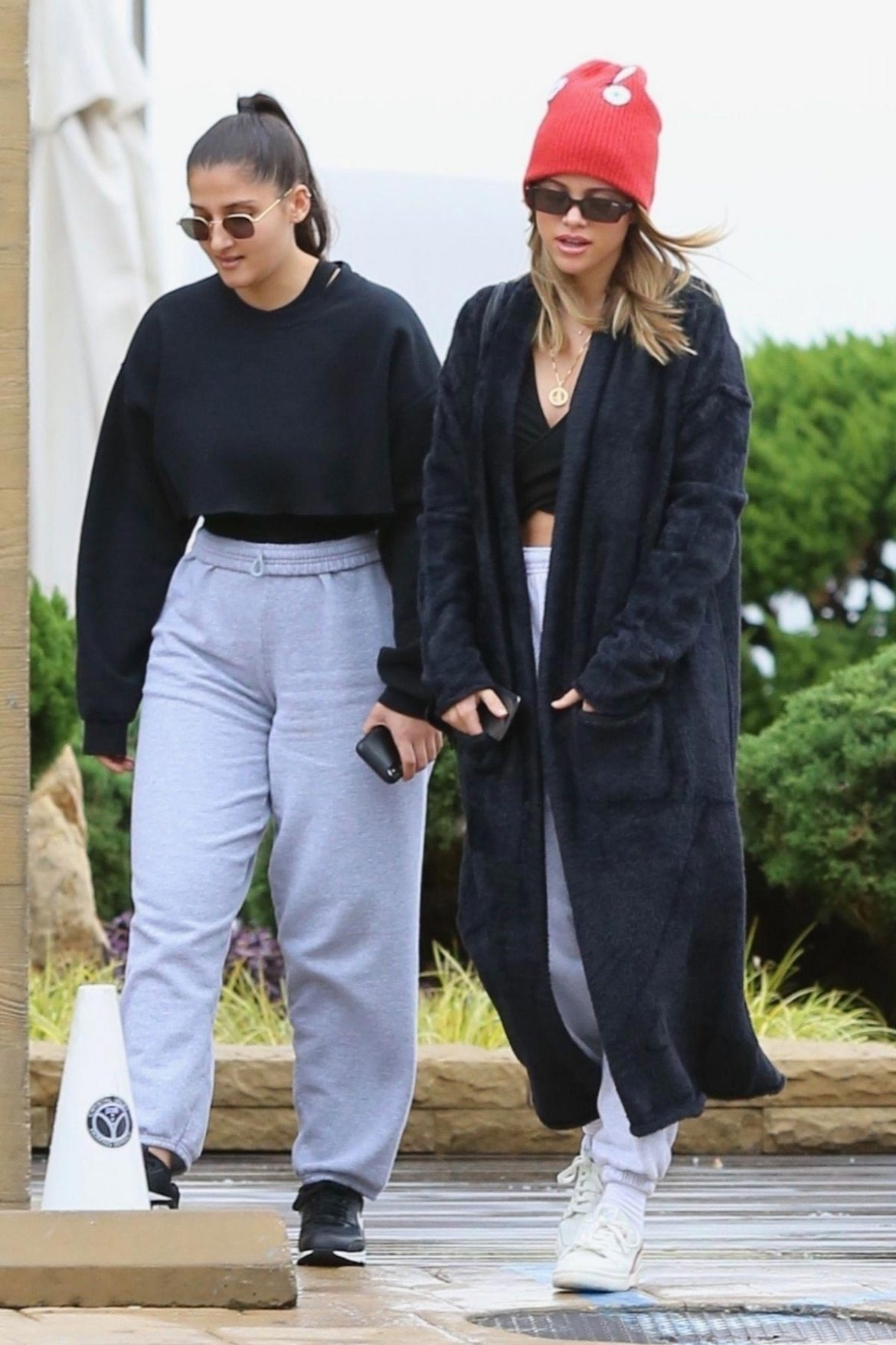 Sofia Richie Out for Lunch in Malibu 2018/12/05