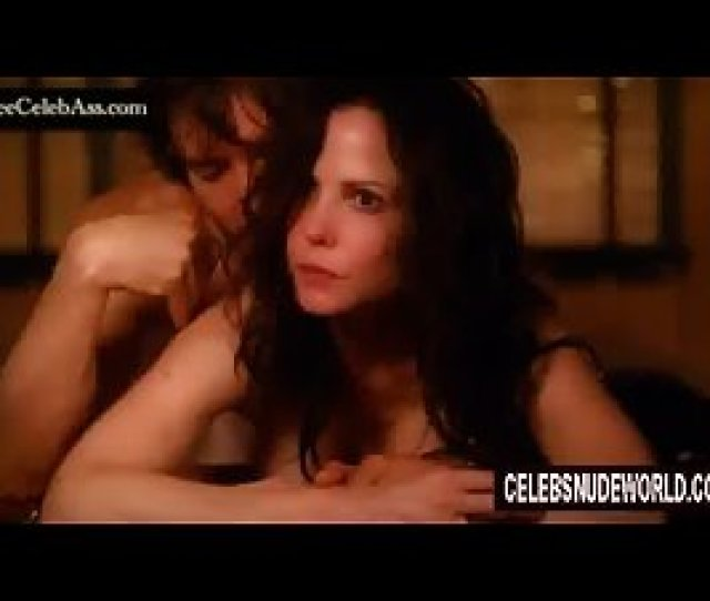 Mary Louise Parker Belt Spanking And Doggy In Weeds S06e08