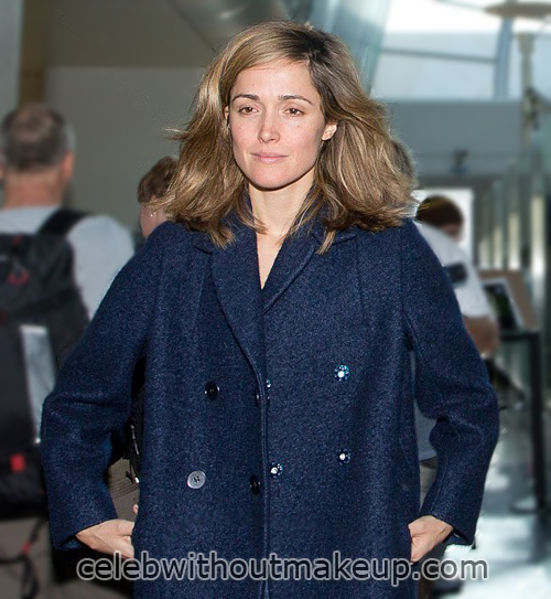 Rose Byrne Celeb Without Makeup