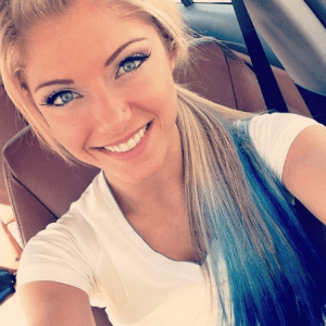 Alexa Bliss No Makeup
