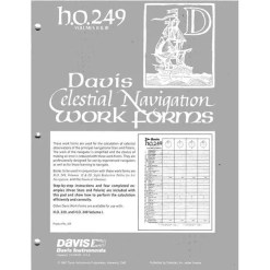 Davis Work Forms HO-249 Vols. 2 & 3