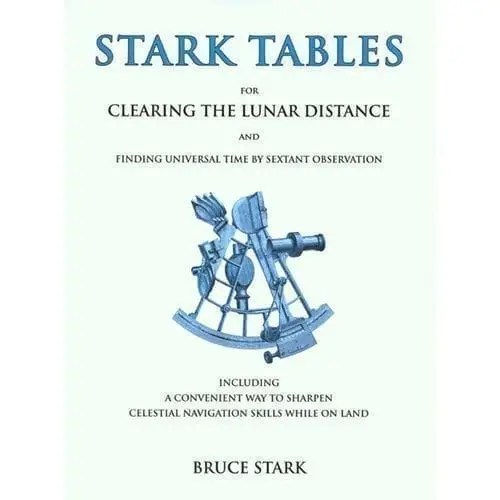 Tables For Clearing The Lunar Distance