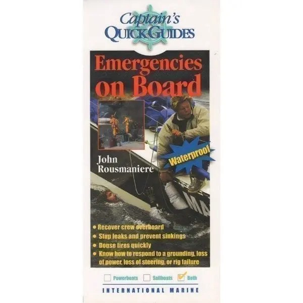 Captain's Quick Guides – Emergencies On Board
