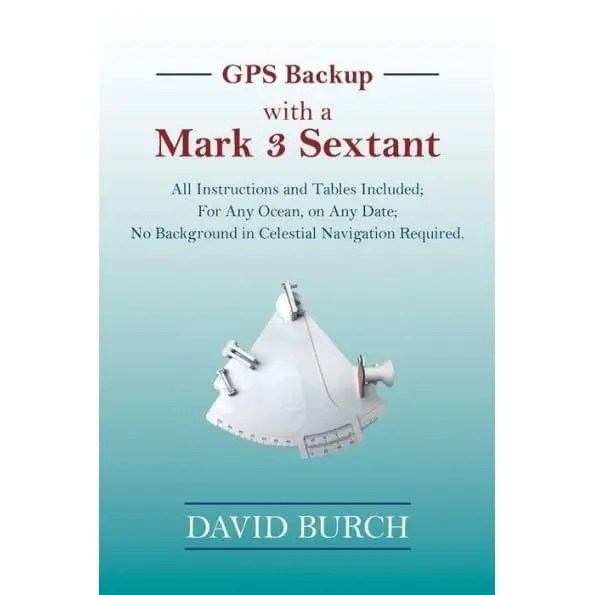 GPS Backup With A Mark 3 Sextant