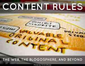 Original Content is Valuable Content