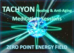 Tachyon Healing & Anti-Aging Sessions
