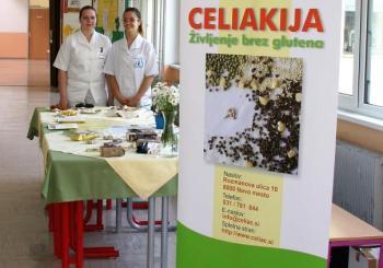 Predstavitev društva v Splošni bolnici Novo mesto
