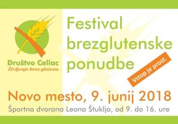 Festival brezglutenske ponudbe