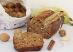 Recette de banana bread sans gluten et ultra meolleux au noix