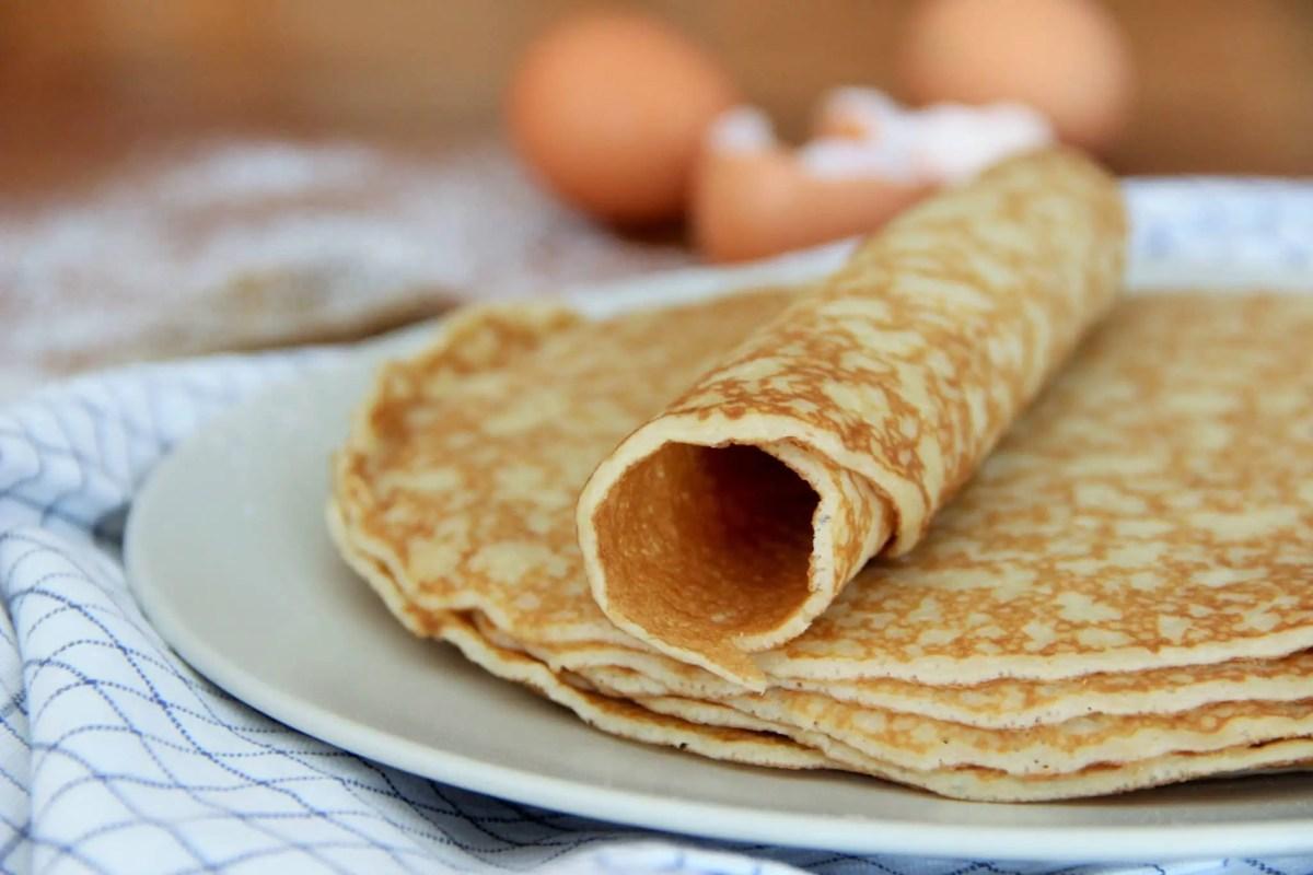 Crêpes: recette facile et rapide (et ses variantes originales)