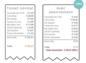 Découvrez Kazidomi: des produits sains et bio à petits prix (formule abonnement)