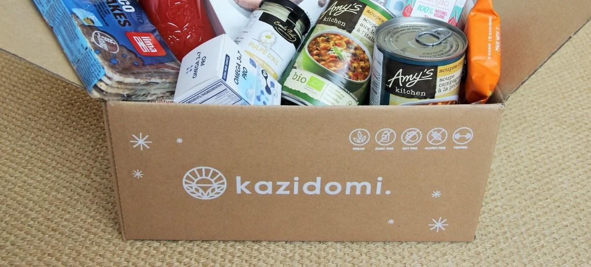 Kazidomi – mon avis sur le site web d'alimentation saine et bio
