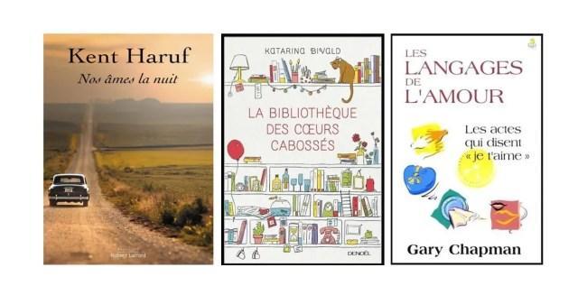 BookIn - BookOut #2: avis et recomandations de lecture.